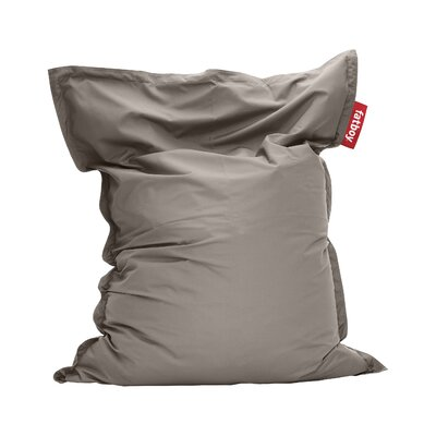 Original Outdoor Bean Bag Lounger Color: Taupe