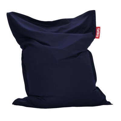 Original Outdoor Bean Bag Lounger Color: Navy Blue