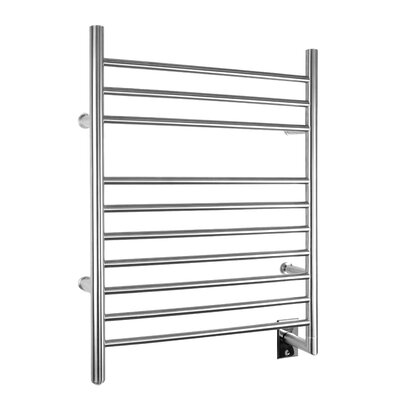 Infinity Wall Mount Electric Towel Warmer Wiring: Hardwired