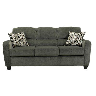 Regular Sleeper Sofa Upholstery: Elizabeth Plum / Confetti Multi