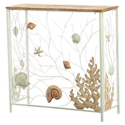 Undersea Console Table