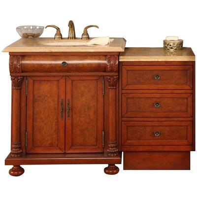 Emily 53 Single Bathroom Vanity Set
