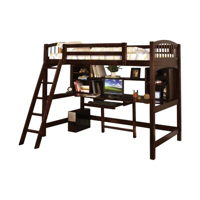 Alexis Twin Loft Bed