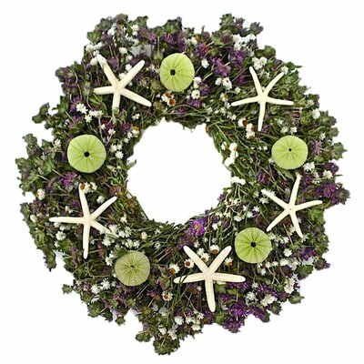 Lemon Mint 22 Wreath