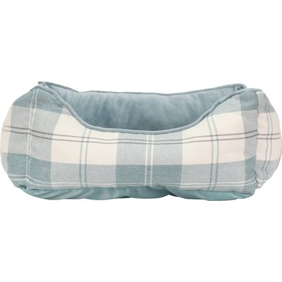 Avery Pet Bolster Color: Light Blue
