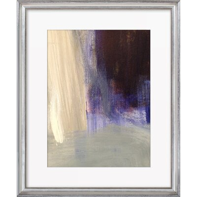 Untitled Framed Print, Artfully Walls Size: 14 H x 12 W