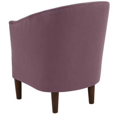 Diana Barrel Chair Upholstery: Premier Purple