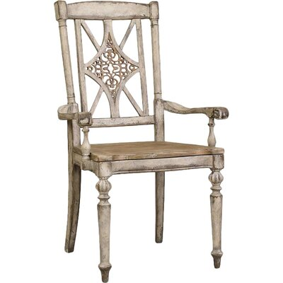 Charlene Solid Wood Dining Chair (Set of 2)