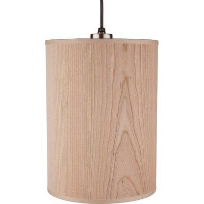 Anna 1-Light Drum Pendant