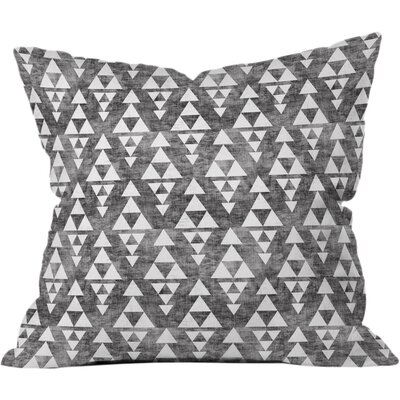 Stacked Outdoor Throw Pillow Size: 16 H x 16 W