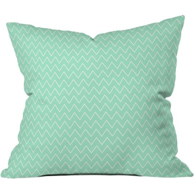 Classic Outdoor Throw Pillow Size: 16 H x 16 W