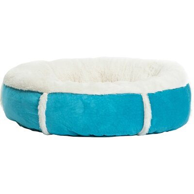 Mandy Pet Bolster Size: Medium (24 W x 24 D x 7 H)