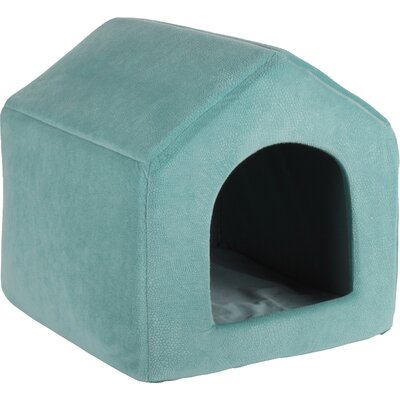 Maggie Convertible Pet Dome Size: Small (13 W x 13 D)