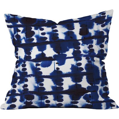 Parallel Throw Pillow (Set of 2) Size: 18 x 18