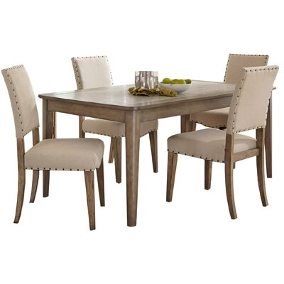 Clinton 5 Piece Dining Set