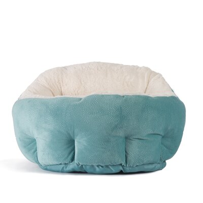OrthoComfort Deep Dish Cuddler Bolster Color: Mineral