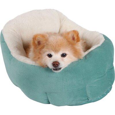 OrthoComfort Deep Dish Cuddler Bolster Color: Mineral