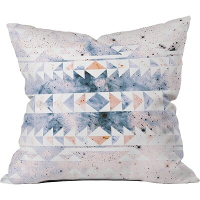 Arctic Outdoor Throw Pillow Size: 18 H x 18 W