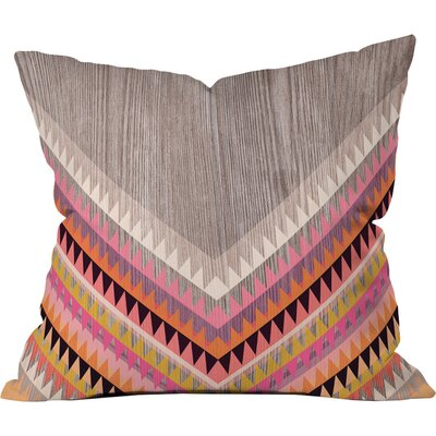 Boardwalk Outdoor Throw Pillow Size: 18 x 18