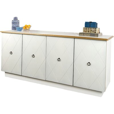 Morgana Mirrored Sideboard