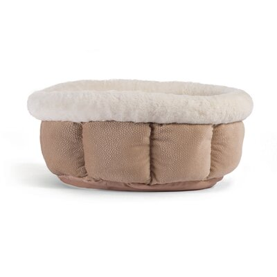 Cuddle Cup Ilan Bolster Color: Wheat