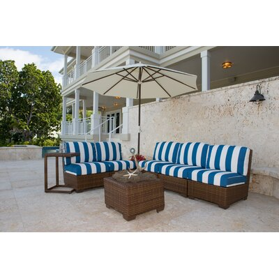 Magnificent Jack Sectional Set Cushions Panama - Product picture - 2862