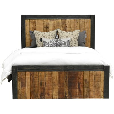 Fenton Panel Bed Size: California King