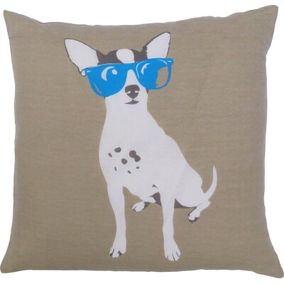Oliver Pillow in Blue