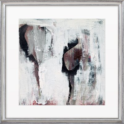 Untitled Framed Giclee Print, Artfully Walls Size: 12 H x 12 W
