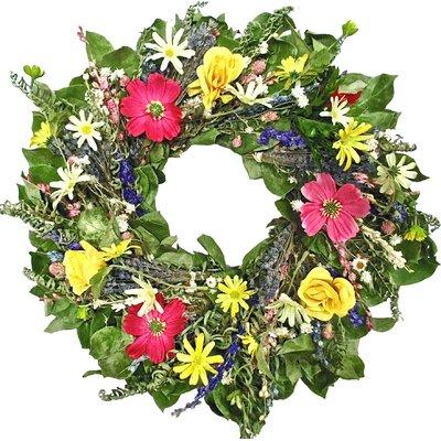 Mystery Garden 22 Wreath