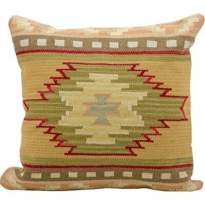 Edith Wool Throw Pillow