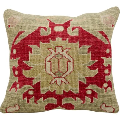 Pinyon Wool Throw Pillow