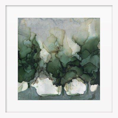 River Trees Framed Giclee Print