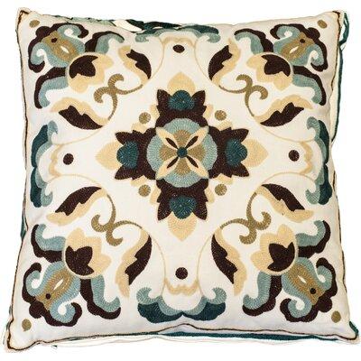 Nina Embroidered Pillow