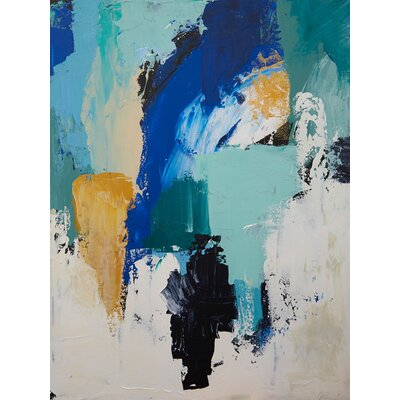 Isle Royal 2 Stretched Canvas, Artfully Walls Size: 16 H x 12 W