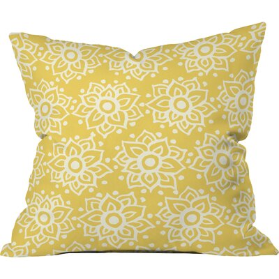 Georgina Pillow Size: 18 x 18