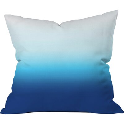 Natalie Outdoor Throw Pillow Size: 16 H x 16 W