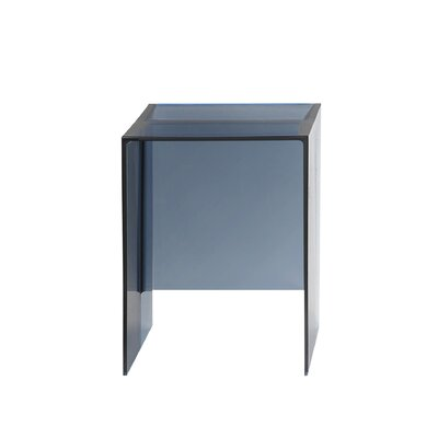 Max Beam Side Table Color: Sunset Blue