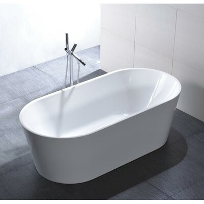 Laguna 60 x 23.6 Soaking Bathtub