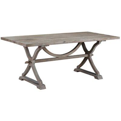 Pomerleau Dining Table Finish: Gray Wash