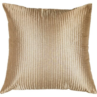Shapton Throw Pillow Size: 18 x 18, Fill Material: Down