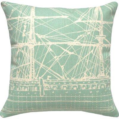 Starboard Linen Throw Pillow (Set of 2)