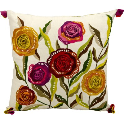 Keva Throw Pillow