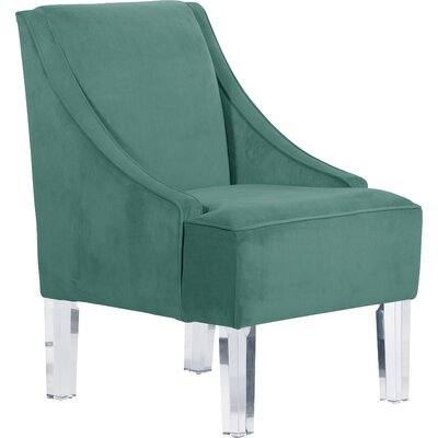 Vale Velvet Side Chair