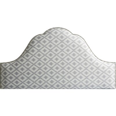 Daska Upholstered Panel Headboard Size: California King