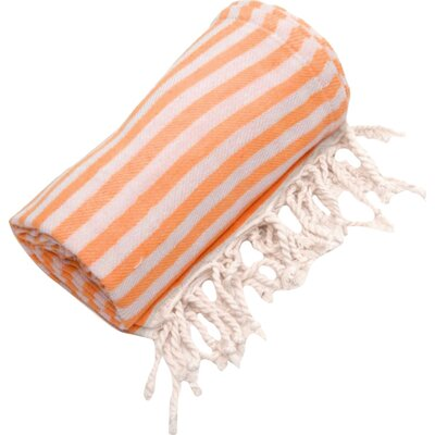 Lanie Fouta Towel in Melon