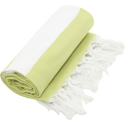 Asha Fouta Towel in Green