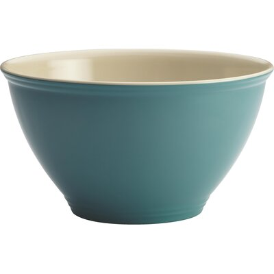 Melamine Garbage Bowl in Agave Blue by Rachael Ray 51992