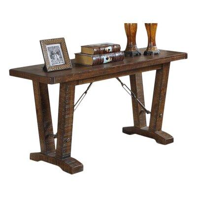 Waban Rustic Sofa Table