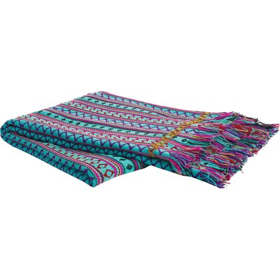 Mantita Throw Blanket